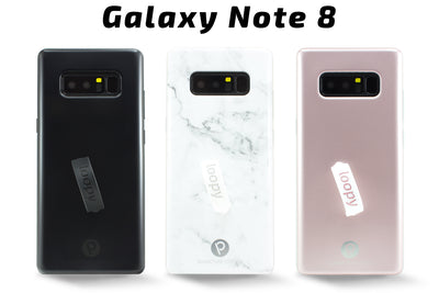 loopy samsung galaxy note 8 loopycases