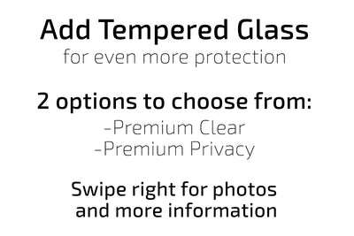 "iPhone 12/12 Pro (6.1"") Tempered Glass"