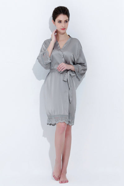 Bridgette Collection - Silver Grey