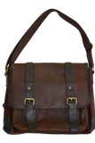 Men's Messenger Bag by BOSCA