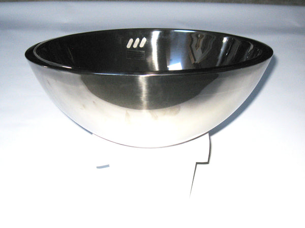 Polished Stainless Steel Sink with Overflow By Pegasus