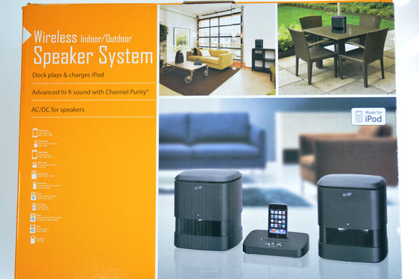 iLIVE Wireless Indoor / Outdoor Speaker System