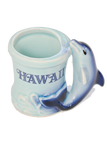 HAWAII Blue Porcelain Shot Glass
