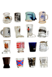 Collectible Vintage Stein Shot Glass - Made in West Germany