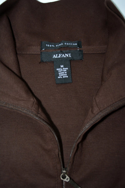Men's 100% PIMA Cotton Sweater by ALFANI