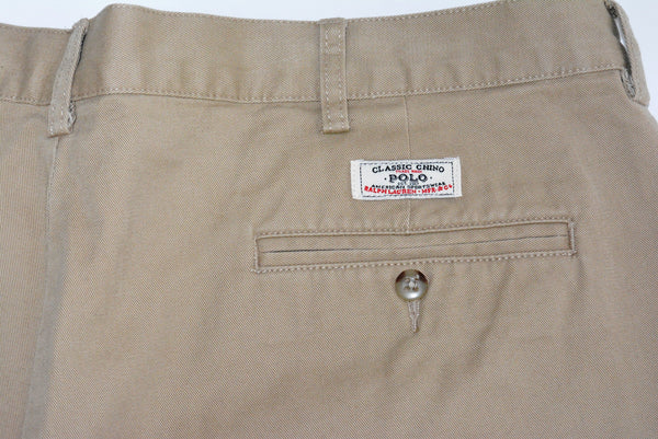 Men's Khaki Shorts by Ralph Lauren