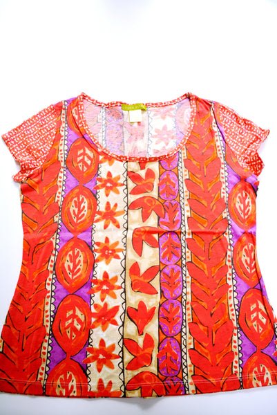 Women's Top by SIGRID OLSEN, Size S-Petite, Imported Fabric.