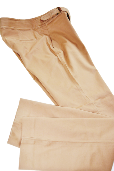 Women's Khaki Dress Pants by Ralph Lauren, Size 8, Fall 1 Classic