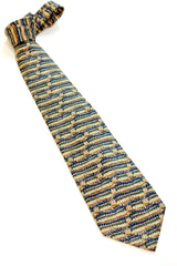 Men's Tie by BASILE - ITALY