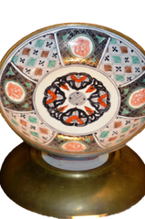 Hand Painted Chinese Porcelain Dish