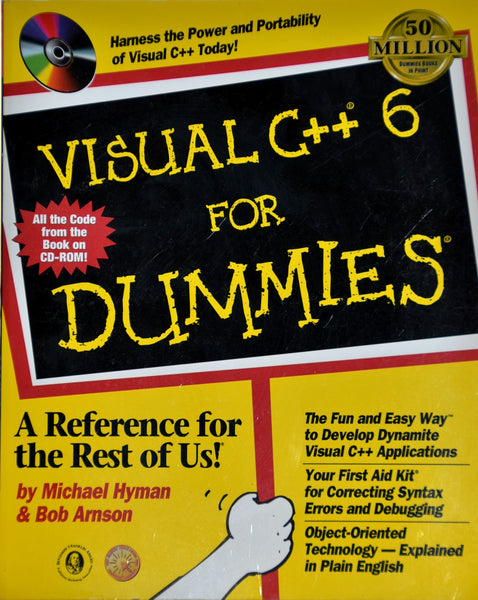 Visual C++ 6 For Dummies