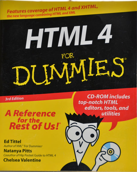 Welcome to HTML 4 For Dummies, 3rd Edition!