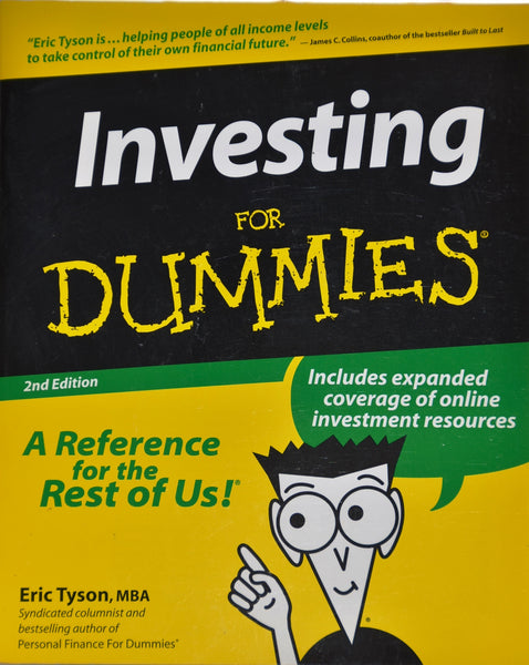 Investing For Dummies, 2nd Edition