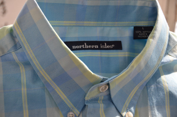 Men's Dress Shirt By Northern Isles