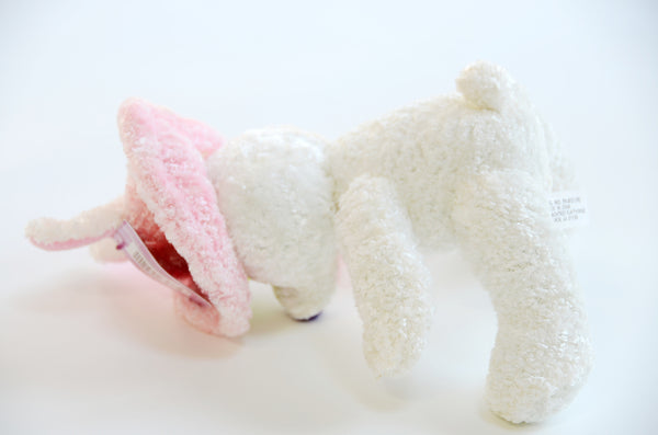 White Baby Bear Soft Toy