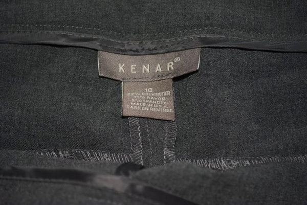 Women's Grey Shorts by KENAR