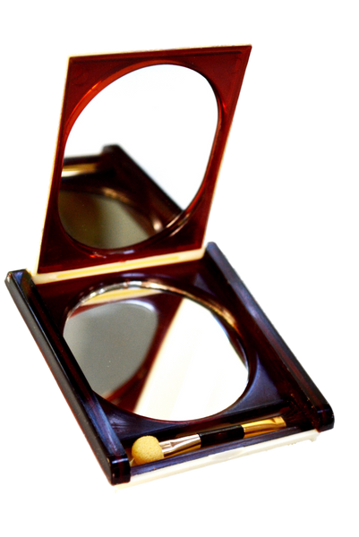 Small Portable Make up Mirror