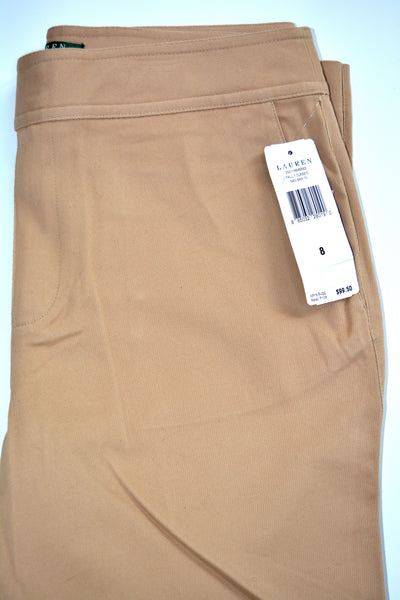 Women's Khaki Dress Pants by Ralph Lauren