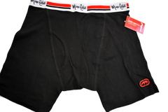 Men's Large Black Boxer Brief by ecko