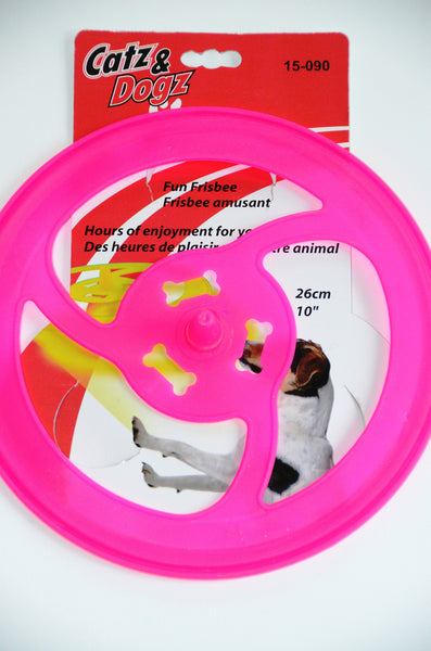 Cats & Dogs Fun Frisbee