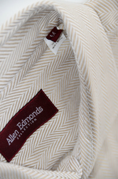 Men's Dress Shirt by Allen Edmonds