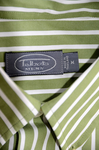 Men's Soft Cotton Dress Shirt by Talbots