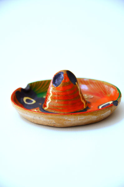 "4.25"" Mini Ashtray from Mexico"