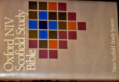 Oxford NIV Scofield Study Bible