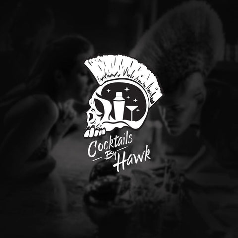 Cocktails by Hawk logo