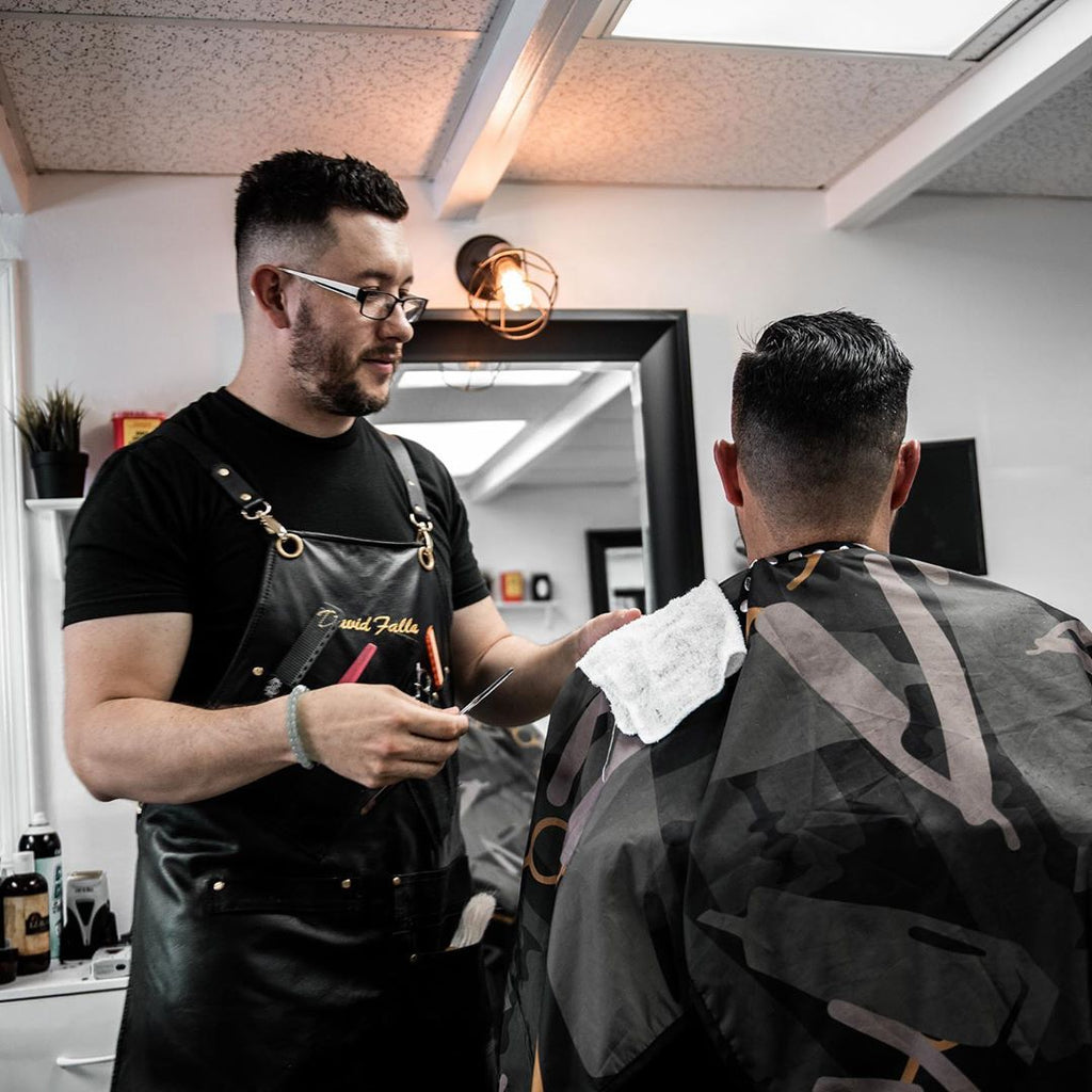 David Falla, The Fit Barber