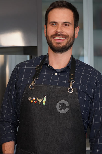 Cocktail Chemistry Signature Apron
