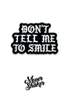 Mover & Shaker Pin - Smile