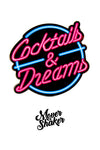 Mover & Shaker Pin - Cocktails & Dreams