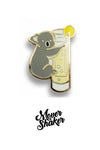Mover & Shaker Pin - Koala Collins
