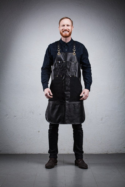 Leather Artisan's Apron