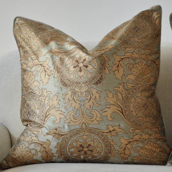 Italian Damask Pillow