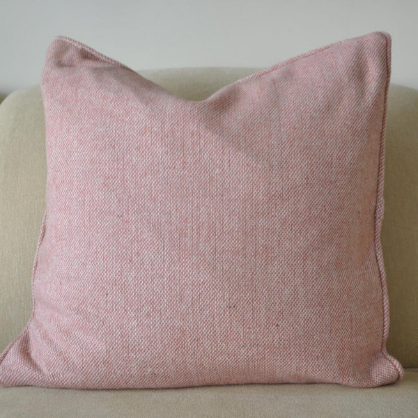 Petal Pink Lumbar Pillow