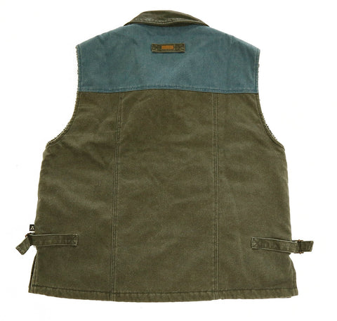 Kakadu Cooma Worker Vest Winter Fleece
