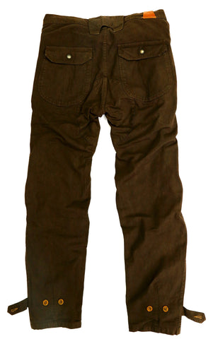 Logan Outdoor Chino Pants from Whillas and Gunn Collection
