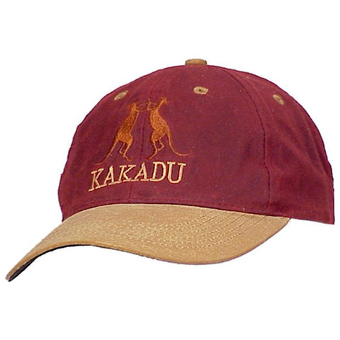 Kakadu Australia Ball Cap with Logo