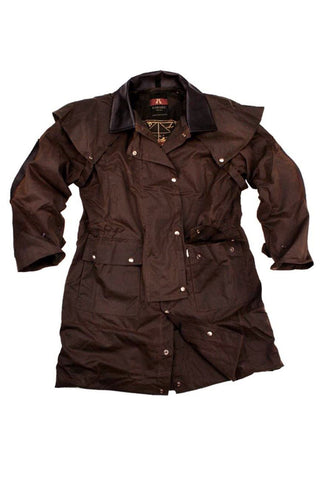 LONG RIDER 3-IN-1 IN BLACK AND BROWN