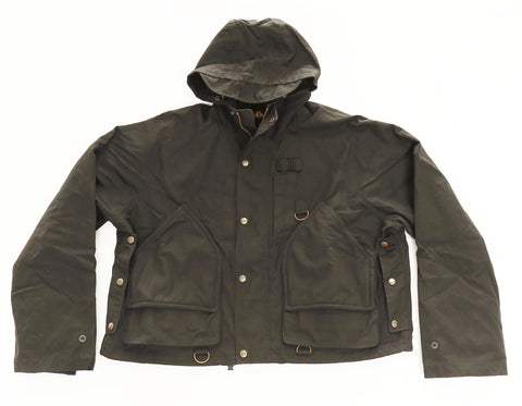 Oilskin Over-Jacket