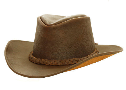 Kakadu Traders Western Hat Blackwell, shapeable Brim