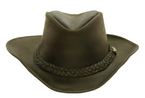 Kakadu Western Hat Paxton with shapeable Brim, Clearance