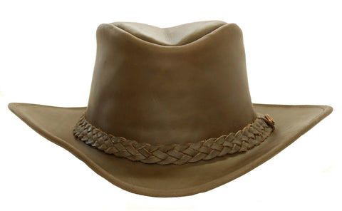 Kakadu Western Hat Paxton with shapeable Brim