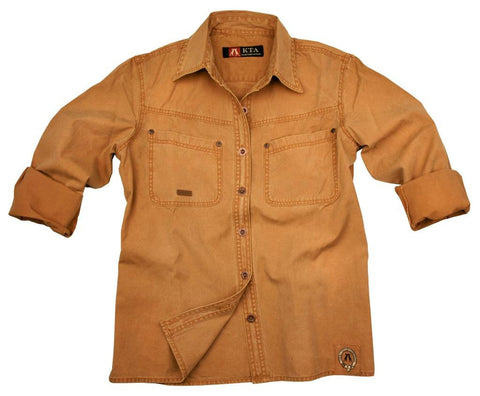 Kakadu Women Worker Shirt Claybourne