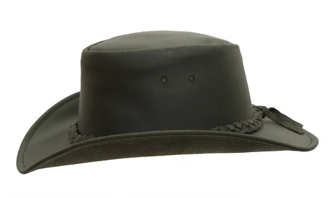 Kakadu Traders Portland Leather Hat, 2nd choice