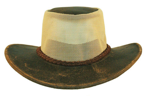 Kakadu Traders Ventilating Mesh Hat Bendigo, Close Out