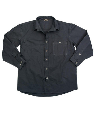 Outdoor | Freizeit Shirt Workhorse -robustes Herrenhemd mit Metallknöpfen - OUT OF AUSTRALIA | Kakadu Traders Australia