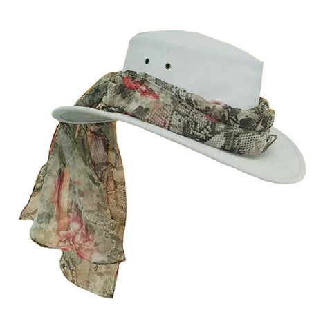 Kakadu Traders Hat Scarf- fits on most Kakadu Hats